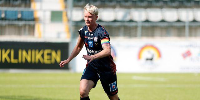 Linköpings Nilla Fischer Stefan Jerrevång/TT / TT NYHETSBYRÅN