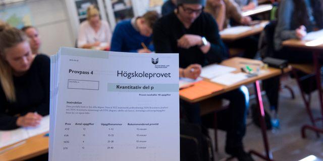 Arkivbild. Bertil Enevåg Ericson / TT / TT NYHETSBYRÅN
