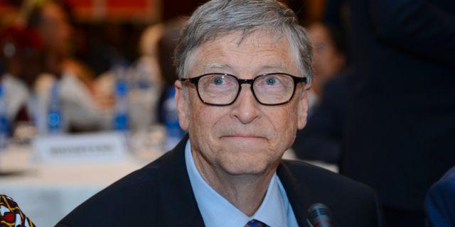 Bill Gates. Samuel Habtab / TT NYHETSBYRÅN
