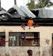 Barn i Moçambique. Tsvangirayi Mukwazhi / TT NYHETSBYRÅN/ NTB Scanpix