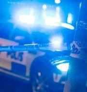 Polisbil/Illustrationsbild Johan Nilsson/TT / TT NYHETSBYRÅN