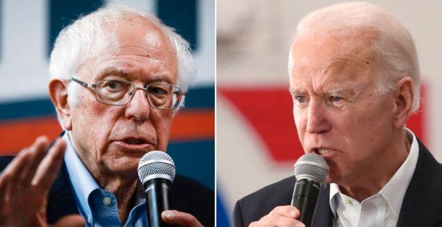Bernie Sanders/Joe Biden TT