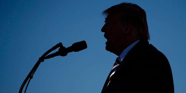 Donald Trump. Carolyn Kaster / TT NYHETSBYRÅN/ NTB Scanpix