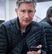 Richard Bergström.  Magnus Hjalmarson Neideman/SvD/TT / TT NYHETSBYRÅN