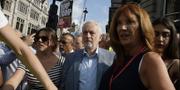Labourledaren Jeremy Corbyn.  TT