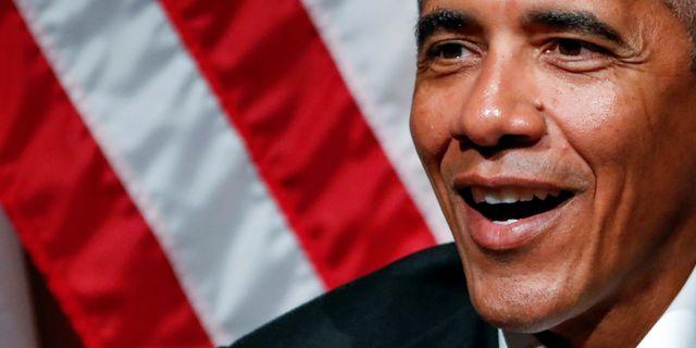 Obama visade sin goda vilja