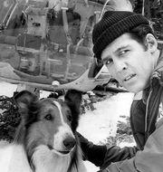 Jed Allan spelade skogsväktare i filmerna om Lassie.  Wikipedia