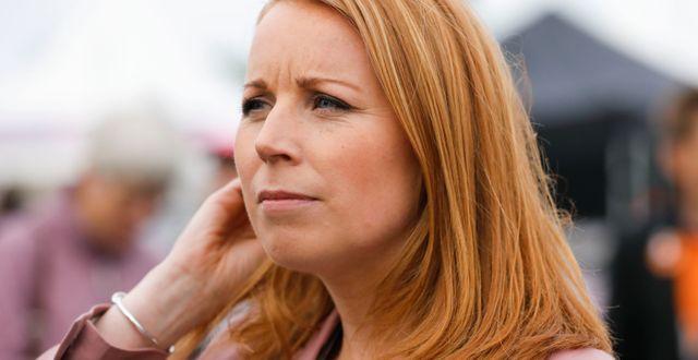 Annie Lööf.  Christine Olsson/TT / TT NYHETSBYRÅN