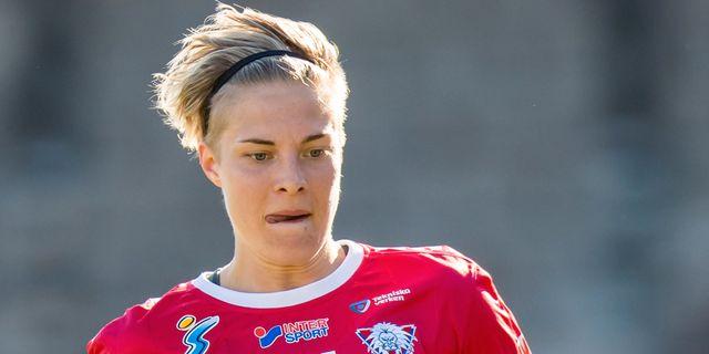 Lina Hurtig. ANDREAS SANDSTRÖM / BILDBYRÅN