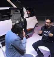 Designchefen Pratap Bose.  Manish Swarup / TT NYHETSBYRÅN