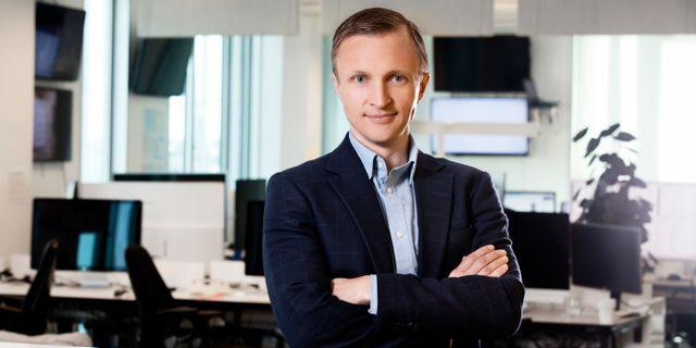 Anders Nordberg, senior ekonom Länsförsäkringar. d Magnus Sandberg