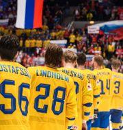 Sverige möter Ryssland 2019.  JOEL MARKLUND / BILDBYRÅN
