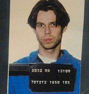 Andreas Axelsson. I maj 1999 sköt Axelsson, Byström och Jackie Arklöv ihjäl två poliser i Malexander.  Polisen via TT