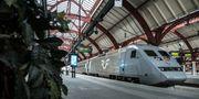 Åker du tåg kan du spara både på tid och på miljön. Mats Ek/SJ