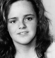 Helena Andersson, 22 år från Mariestad, försvunnen sedan juni 1992. Erik Follin / TT / / TT NYHETSBYRÅN