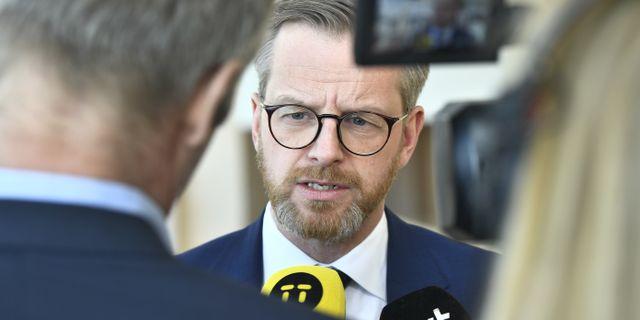 Mikael Damberg (S)  Claudio Bresciani/TT / TT NYHETSBYRÅN