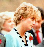 Prins Charles och prinsessan Diana 1992. TT NYHETSBYRÅN