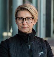 Jenny Silverstrand. JONAS LJUNGDAHL / BILDBYRÅN