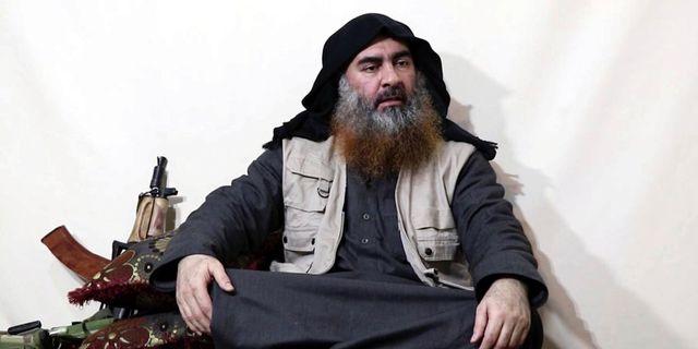 Abu Bakr al-Badhdadi TT NYHETSBYRÅN