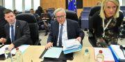 EU-kommissionens ordförande Jean Claude Juncker. EMMANUEL DUNAND / AFP