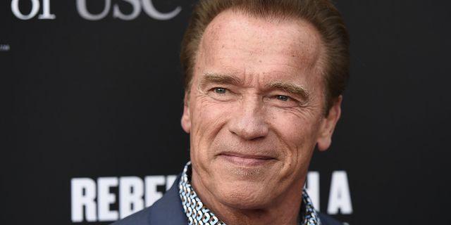Arnold Schwarzenegger TT