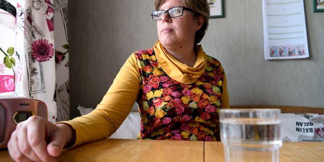 Kallingebon Annika Lilja, 38.  Johan Nilsson/TT / TT NYHETSBYRÅN