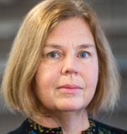 Pia Blank Thörnroos, rättslig expert på Skatteverket. Fredrik Sandberg/TT