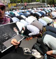 ADEM ALTAN / AFP