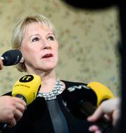 Margot Wallström.  Alexander Larsson Vierth/TT / TT NYHETSBYRÅN