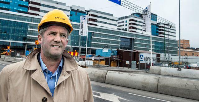 Vd llija Batljan. Lars Pehrson / SvD / TT / TT NYHETSBYRÅN