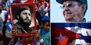 Fidel och Raul castro.  TT