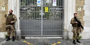 Vatikanens ambassad. ALBERTO PIZZOLI / AFP