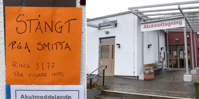 Lasarettet i Enköping har fått in ett fall av misstänkt ebola. TT