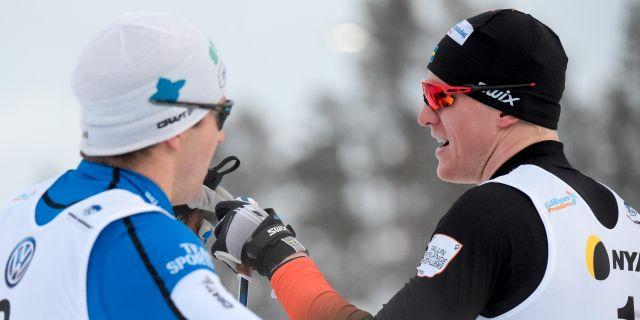 Jonsson foll i sprintfinalen