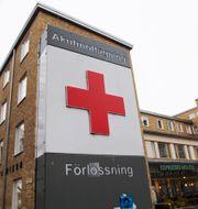 Förlossningen på Skånes universitetssjukhus i Malmö Johan Nilsson/TT / TT NYHETSBYRÅN
