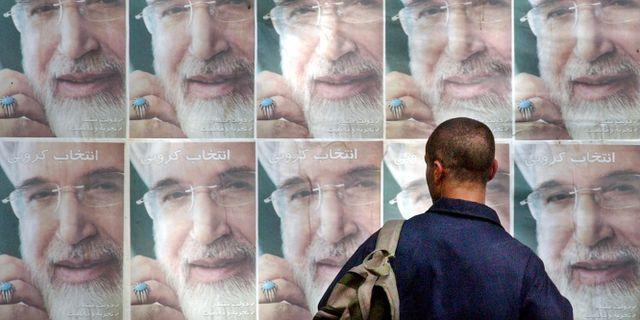 Mehdi Karroubi ställde upp i presidentvalet 2009.  VAHID SALEMI / TT / NTB Scanpix