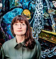 Marie Nilsson, ordförande för IF Metall.  Tomas Oneborg/SvD/TT / TT NYHETSBYRÅN