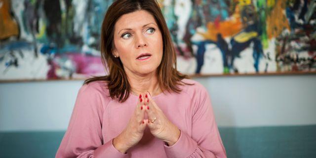 Eva Nordmark Stina Stjernkvist/TT / TT NYHETSBYRÅN