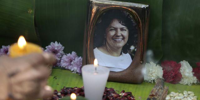 Tva aktivister mordade i honduras