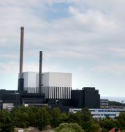 Oskarshamns kärnkraftverk.  Adam Ihse/TT / TT NYHETSBYRÅN