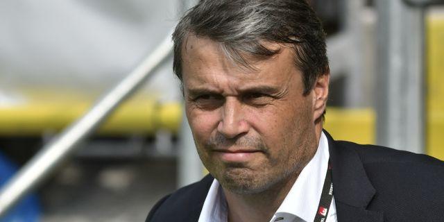 Daniel Kindberg. Robert Henriksson/TT / TT NYHETSBYRÅN