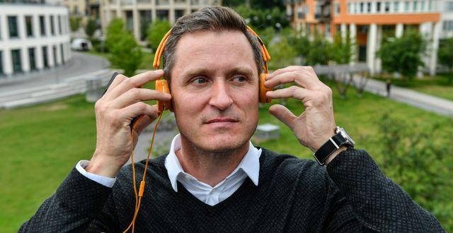 Tellander. Anders Wiklund/TT / TT NYHETSBYRÅN
