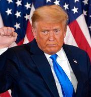 Trump/Arkivbild Evan Vucci / TT NYHETSBYRÅN