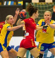 Handboll Björn Lindgren/TT / TT NYHETSBYRÅN