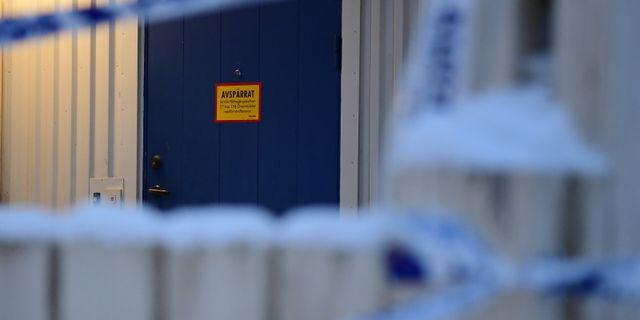 Kvinnan hittades död i en lägenhet i Vetlanda i slutet av februari.  Mikael Fritzon/TT / TT NYHETSBYRÅN