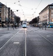 Östra Hamngatan, Göteborg/Arkivbild. Magnus Hjalmarson Neideman/SvD/TT / TT NYHETSBYRÅN