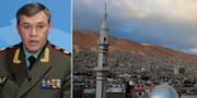 Chefen för Rysslands generalstab Valerij Gerasimov TT