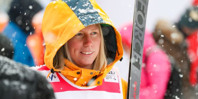 Sandra Näslund. Arkivbild. PATRICK STEINER / BILDBYRÅN