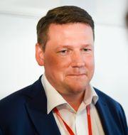 Kommunals Tobias Baudin. Marcus Ericsson/TT / TT NYHETSBYRÅN