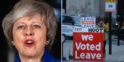 Theresa May. TT
